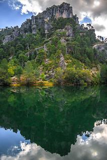 Laguna de Aguas Negras - Sierra de Cazorla