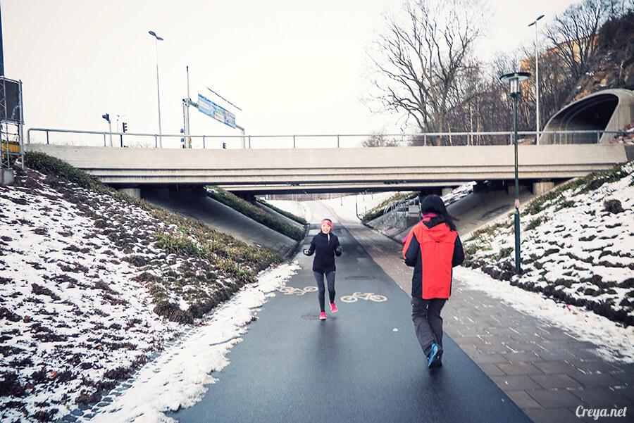 2016.06.23   看我歐行腿   謝謝沒有放棄的自己,讓我用跑步遇見斯德哥爾摩的城市森林秘境 05
