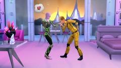 Les Sims 4 au travail aliens