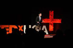 Leon Tsao @ TEDxUGA 2015: Plus+