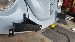 Refurbished Bumper Brackets