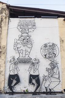 making george town - street art penang 11
