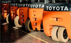 "Dag 5: #f7d VIJF x Toyota kwaliteit op een rij • <a style=""font-size:0.8em;"" href=""http://www.flickr.com/photos/36644893@N05/16687573840/"" target=""_blank"">View on Flickr</a>"