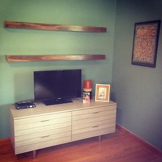 Shelves Moderno.. #langecustoms  #madebyhand