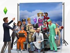 Sims 4 render