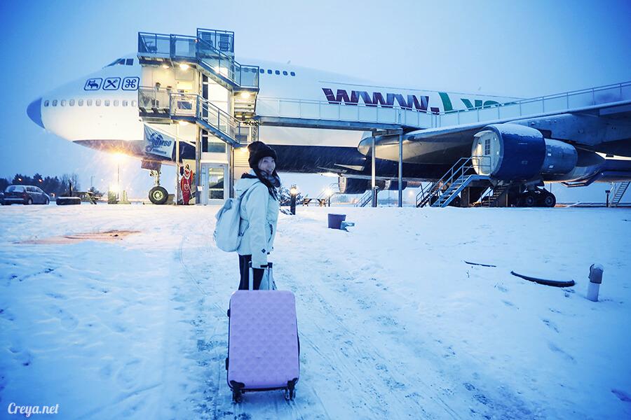 2016.07.08 | 看我歐行腿 | 只載去見周公的飛機,瑞典斯德哥爾摩機場旁的 Jumbo Stay 特色青年旅館02