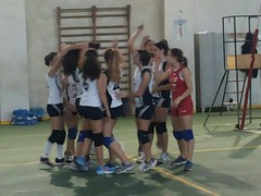 Libertas U16 vs New Volley Rg