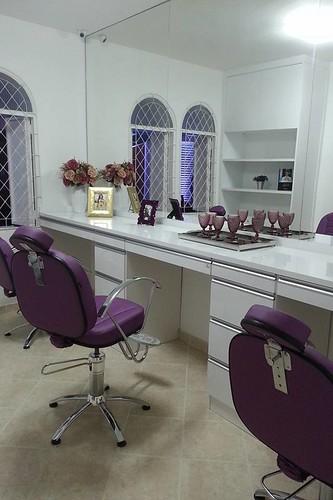 Sala de cabeleireiros