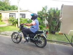 Mopedtransport