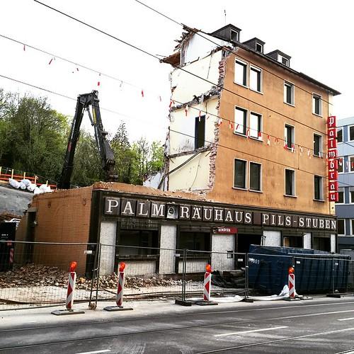 PALMoRÄUHAUS aka PALMBRÄUHAUS Pils-Stuben #0711 #Stuttgart