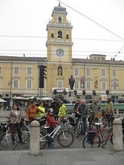 Resistere Pedalare Resistere, 25 Aprile 2015 - FIAB Parma