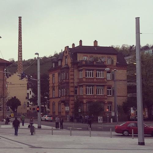 #Dick in #Esslingen :'D