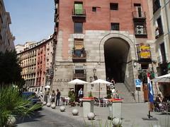 2007 09 02 Calle Arco de Chuchilleros