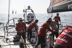 """Volvo Ocean Race 2014 - 15 Leg 7 to Lisbon • <a style=""""font-size:0.8em;"""" href=""""http://www.flickr.com/photos/67077205@N03/17788039276/"""" target=""""_blank"""">View on Flickr</a>"""