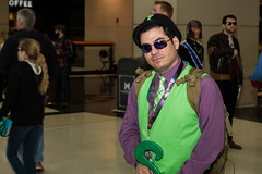 "Riddle me this #C2E2 2015 • <a style=""font-size:0.8em;"" href=""http://www.flickr.com/photos/33121778@N02/17094039998/"" target=""_blank"">View on Flickr</a>"