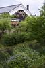 Photo:Ajisai and Gekkeikan Okura Sake Museum アジサイと月桂冠大倉記念館 By