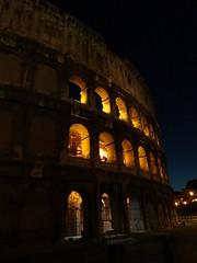 2011 05 108 Roman Colosseum night