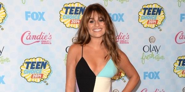 Lea Michele termina namoro com Robert Buckley