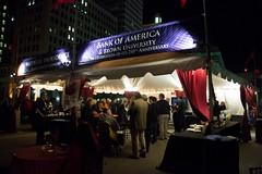 Brazier Society Tent