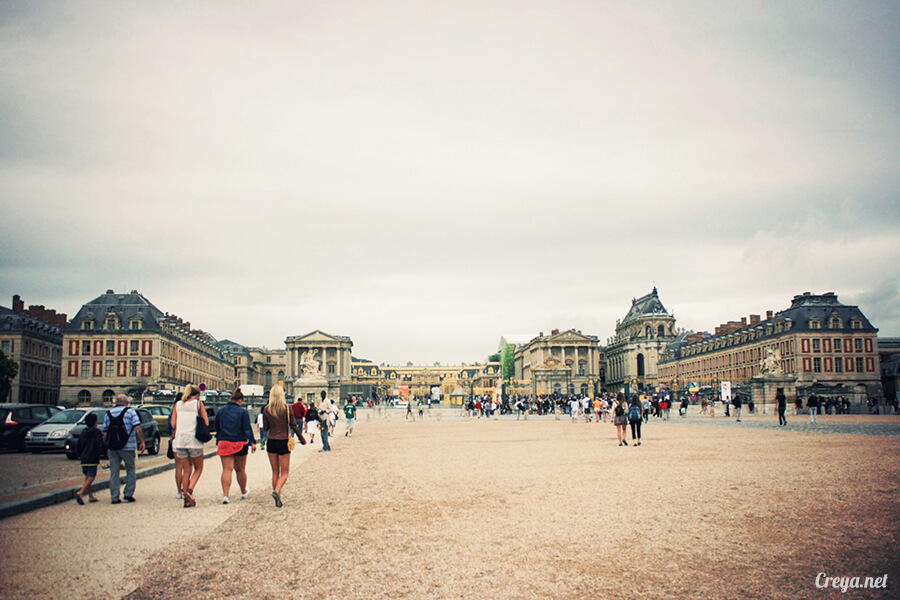 2016.08.14 | 看我的歐行腿| 法國巴黎凡爾賽宮 06