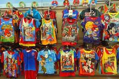boys' colorful fashions