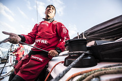"""Volvo Ocean Race 2014 - 15 Leg 7 to Lisbon • <a style=""""font-size:0.8em;"""" href=""""http://www.flickr.com/photos/67077205@N03/17239666533/"""" target=""""_blank"""">View on Flickr</a>"""