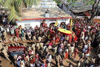 Sagadi Daru Balavdra Temple Alamhandi to Koili Baikuntha Jagannath Temple http://bit.ly/1bBy5dd