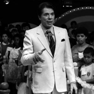 """Visitantes vão jogar """"Show do Milhão"""" em mostra sobre Silvio Santos em SP"""