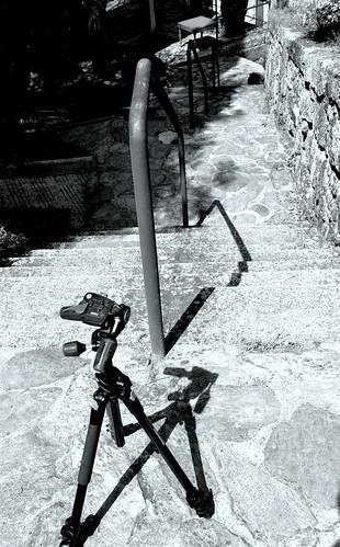 Luces e sombras - de Manuel Blanco