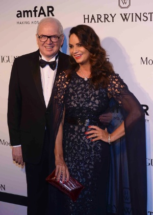 Luiza Brunet acusa ex-namorado de agressão e recebe apoio de famosas
