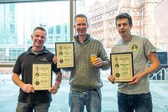 Winning cider Makers