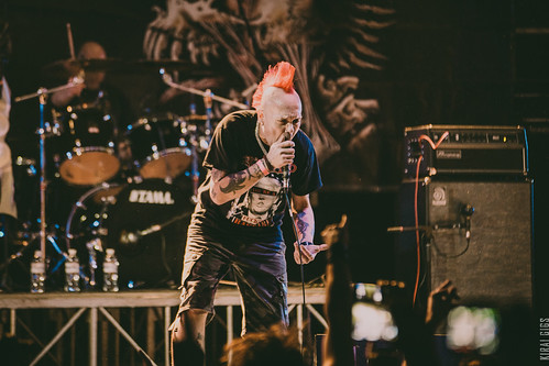The Exploited - Live at Bingo, Kyiv [25.02.2019]