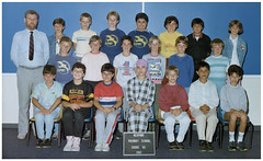 Newport Primary School - 1987 - 6G