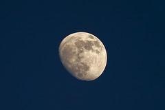 Mondphasenfotografie...
