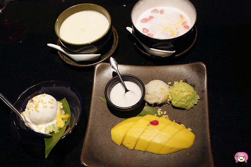 [曼谷美食]Smooth Curry泰式料理|The Athenee Hotel曼谷雅典娜廣場皇家艾美酒店內泰國餐廳~皇家宮庭式佳餚 @VIVIYU小世界