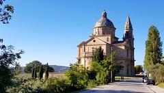 San Quirico d'Orcia - Montepulciano