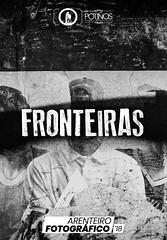 Fronteiras, cartel de presentación - Álex Carral