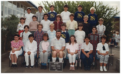 Newport Primary School - 1986 - 5/6G