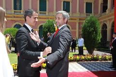 Visita del Presidente Encargado de la República Bolivariana de Venezuela, Juan Guaidó