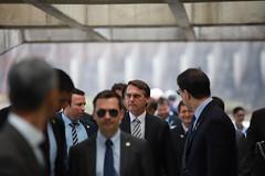 Acto de posesión al cargo del nuevo Director General brasileño de Itaipú
