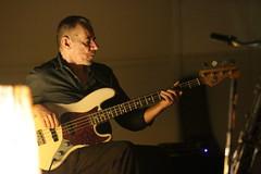 Steve Hunter, bass