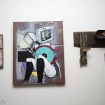 Retrospective of Dan Martelock's Art @ HPH