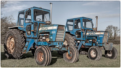 Ford 8600 and 9600...