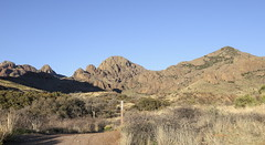 Soledad Canyon in Organ Mountains National Monument