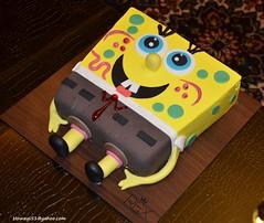 My Son's Birthday Cake