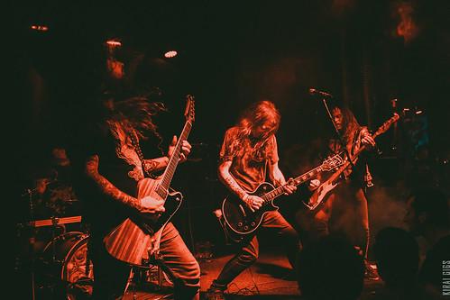 Martyrdöd - Live at Volume, Kyiv [06.04.2019]