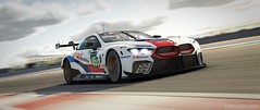 iRacing 2019 - BMW M8 GTE | Front