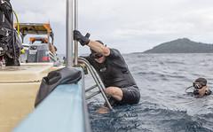 Josh Boggi The World's First Triple Amputee PADI Rescue Diver 0812_07a
