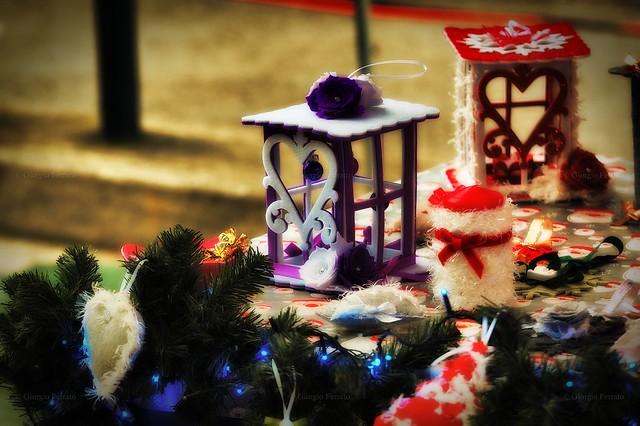 Nell'attesa del santo Natale, il mercatino a Battaglia Terme del 2 Dicembre 2018