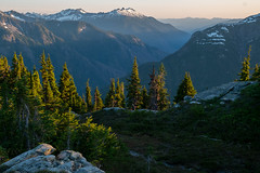 Stetattle Ridge